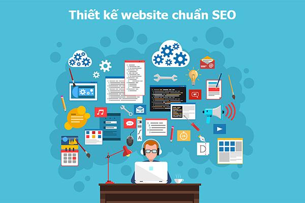 Dịch vụ thiết kế website tại Quảng Ngãi chuẩn SEO giá rẻ
