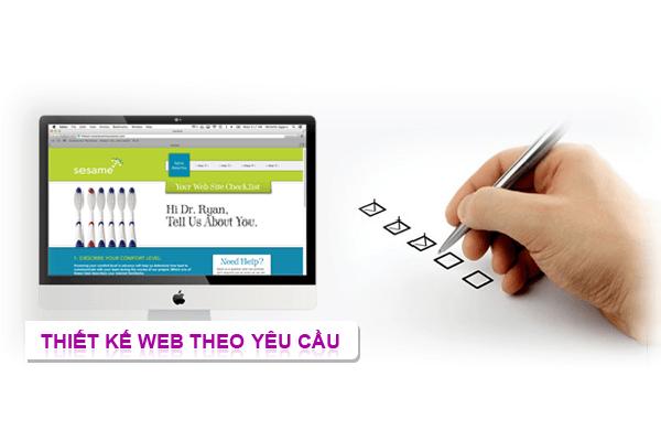 Thiết Kế Web Theo Yêu Cầu Đẹp Chuẩn SEO Tại Quảng Ngãi